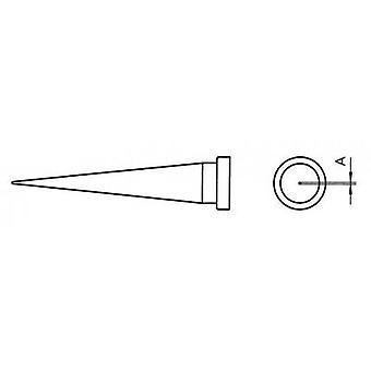 Weller LT O Soldering tip Tapered Tip length 13 mm Content 1 pc(s)