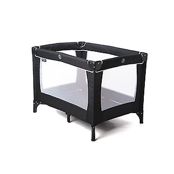 Redkite Sleeptight Travel Cot Black