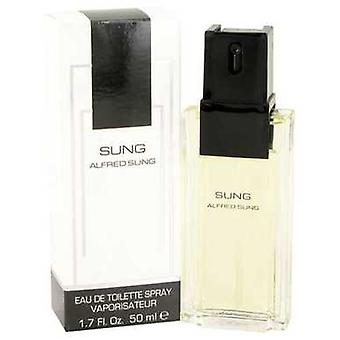 Alfred Sung By Alfred Sung Eau De Toilette Spray 1.7 Oz (women) V728-416694