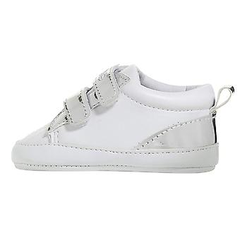 bebe Infant Girls Sneakers with Touch Fastener Straps Shoes