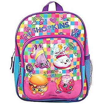Mini Backpack - Shopkins - Best Friends Forever Pink New 428524