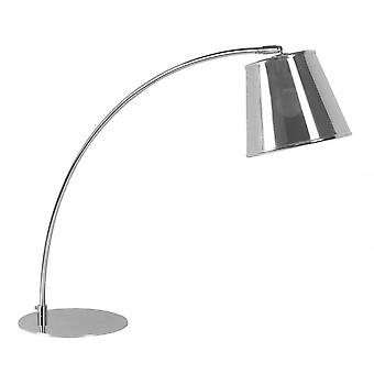 Premier Home Table Lamp, Chrome, Silver