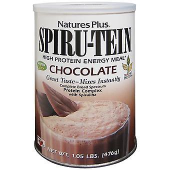 Nature's Plus Spirutein Chocolate 476g (4570)