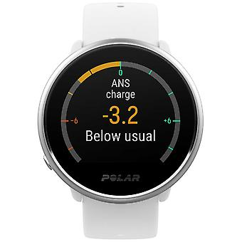 Polar | Ignite | Activiteit en HR tracker | Witte siliconen | M/L | 90071067 horloge
