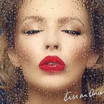 Kylie Minogue - Kiss Me Once: Deluxe Edition [CD] USA import