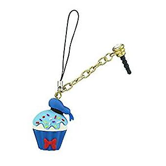 Nyckelknippa-Disney-Donald Cup Cake nya presenter leksaker