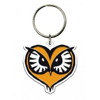 PVC Key Chain - Fantastic Beast - Owl Soft Touch Key Ring New Toys 48176