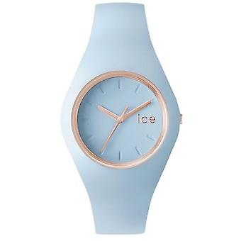 Ice-glam Pastel Watch for Women Analog Quartz with SILICONE Bracelet ICE.GL.LO. S.S.14