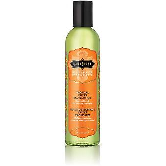 Natural Massage Oil - Tropical Fruits