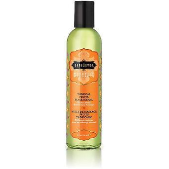 Natuurlijke massage olie-tropisch fruit