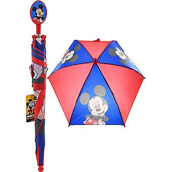 Dáždnik-Disney-Mickey Mouse Blue/Red Kids/Boys New 274192