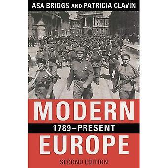 Moderna Europa 1789 - nutid