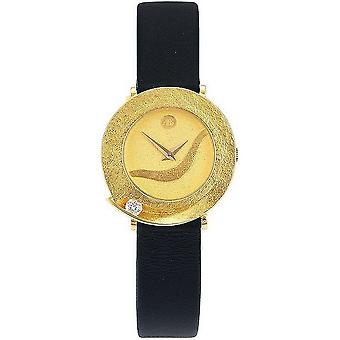 ARS Gold Watch with 0.12ct Diamonds 06284
