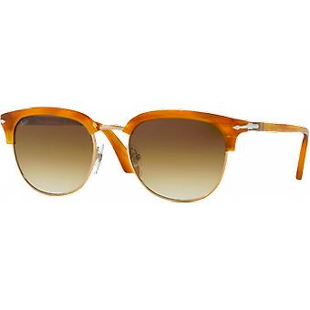 Persol 3105S Cellor Brown listrado Brown degradado