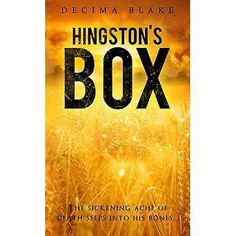 Hingston's Box by Decima Blake - 9781784651541 Book