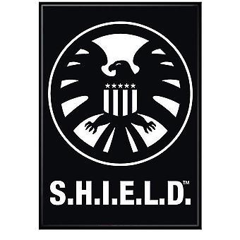 S.H.I.E.L.D. symbool magneet