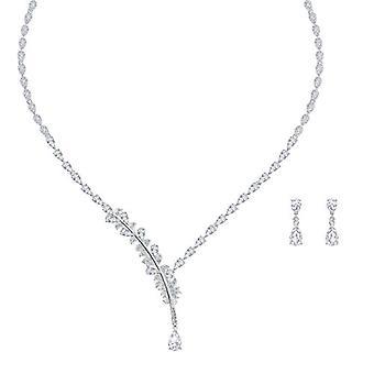 Swarovski Parure Of Gold Plated Bijoux Pour Femmes - 5506752
