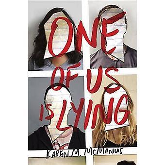 One of Us Is Lying by Karen M McManus - 9781524714680 Book