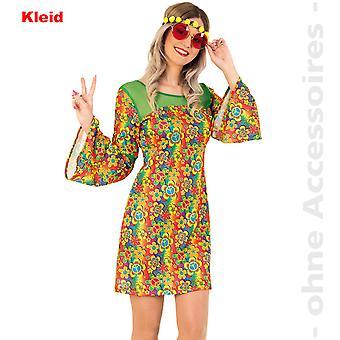 Hippi kukka power hyvät hippy Lady puku kukka lasten 60s Lady puku