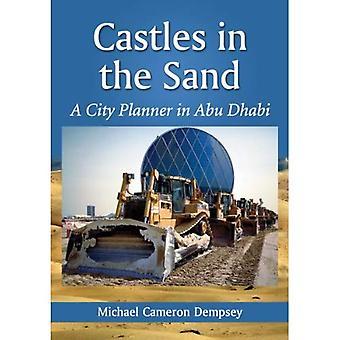 Linnat hiekka: kaupungin suunnittelija Abu Dhabi