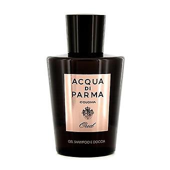 Acqua Di Parma Colonia Oud hår & Shower Gel - 200ml/6,7 oz