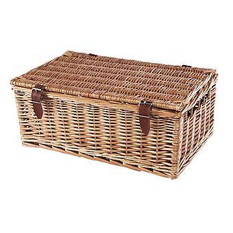 Standaard 35cm rieten picknickmand