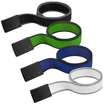Mizuno Golf Unisex Nylon Webbing Belt - One Size