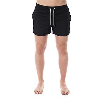Black Men's Bagutta Swim Shorts