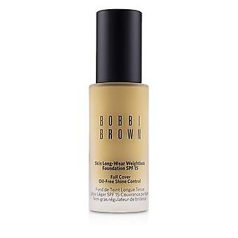 Bobbi Brown Skin Long Wear Weightless Foundation Spf 15 - # Warm Natural - 30ml/1oz