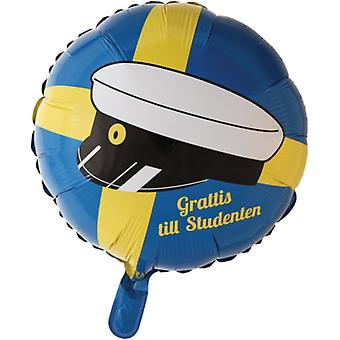 Foil Balloon – Congratulations to the student