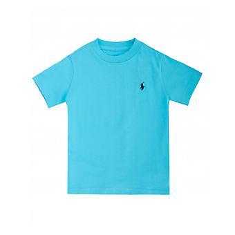 Polo Ralph Lauren Childrenswear Short Sleeved Crew Neck T-shirt