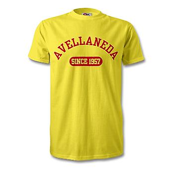 T-shirt 1957 stabilito calcio Arsenal