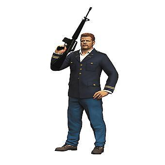 "The Walking Dead 7"" Abraham Action Figure"