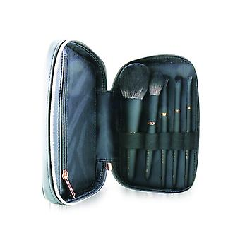 Jet Set 5pc Makeup Brush Kit - 5pcs+1bag