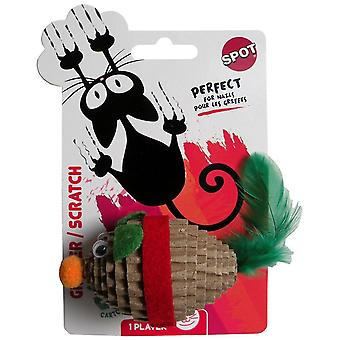 Agrobiothers Mouse & Scratch Cat Toy (Cats , Toys , Mice)