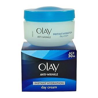 Olay Anti-Wrinkle omedelbar återfuktning Day Cream