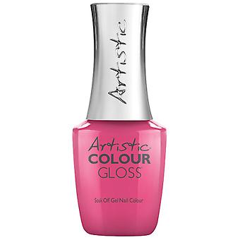 Artistic Colour Gloss Gel Nail Polish Collection - Flair (03139) 15ml