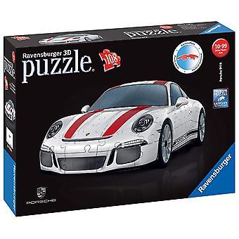 Ravensburger 12528 Porsche 911 3D pala peli