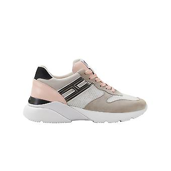 Hogan Hxw3850bf50n17st09 Damen's Multicolor Leder Sneakers