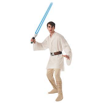 Star Wars Mens Luke Skywalker Costume