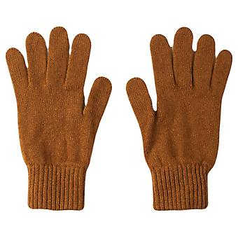 Johnstons of Elgin Cashmere Gloves - Camel