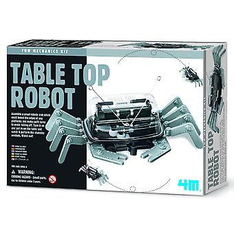 Great Gizmos 4M Table Top Robot