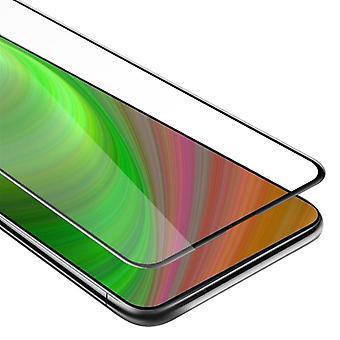 Cadorabo fuld skærm tank folie til Huawei P SMART Z-hærdet skærm beskyttende glas i 9H hårdhed med 3D touch kompatibilitet