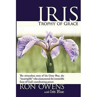 Iris Trophy of Grace by Owens & Ron