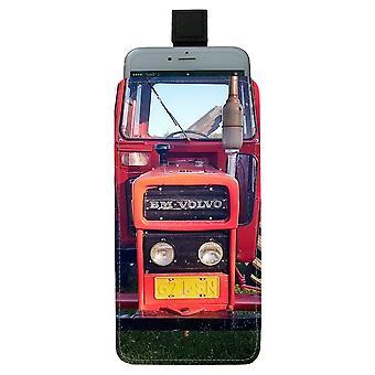 Volvo Traktor Uttrekkbar Mobil Bag