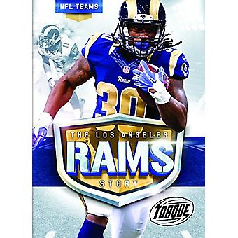 The Los Angeles Rams Story by Allan Morey - 9781626173835 Book