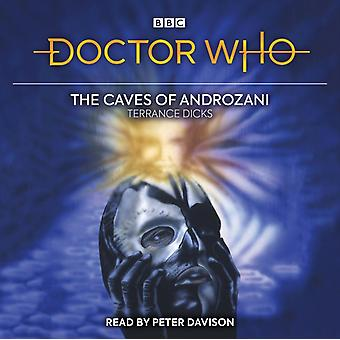 Doctor Who and the Caves of Androzani by Terrance Dicks