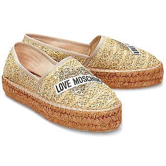 Kjærlighet Moschino JA10413G0AJQ0107 universell sommer kvinner sko