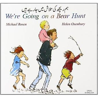 We're Going on a Bear Hunt in Urdu and English by Michael Rosen - 978