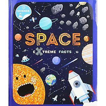 Space by Steffi Cavell-Clarke - 9781912502349 Book